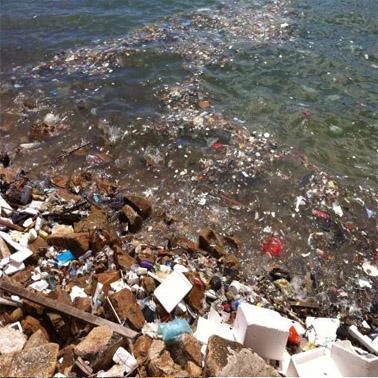 garbage pollution wikipedia